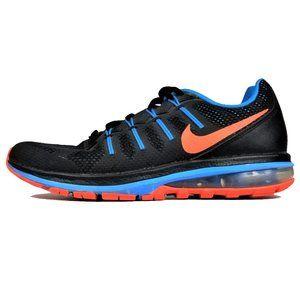 Nike Air Max Dynasty Running Shoe Black Blue Mango